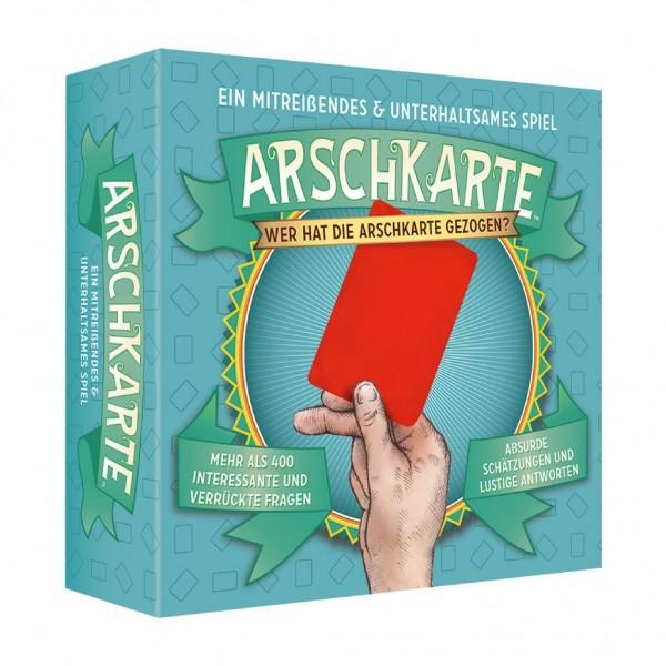 Arschkarte – Wer hat die Arschkarte gezogen?