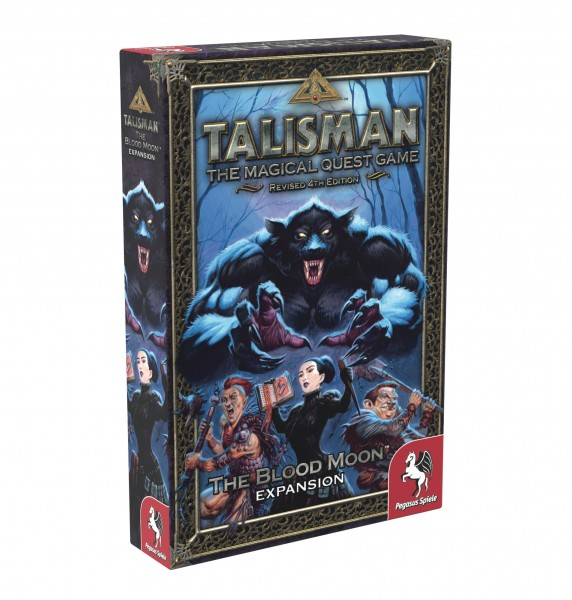 Talisman: The Blood Moon [Expansion]