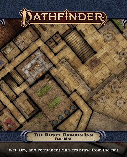 Flip-Mat: The Rusty Dragon Inn