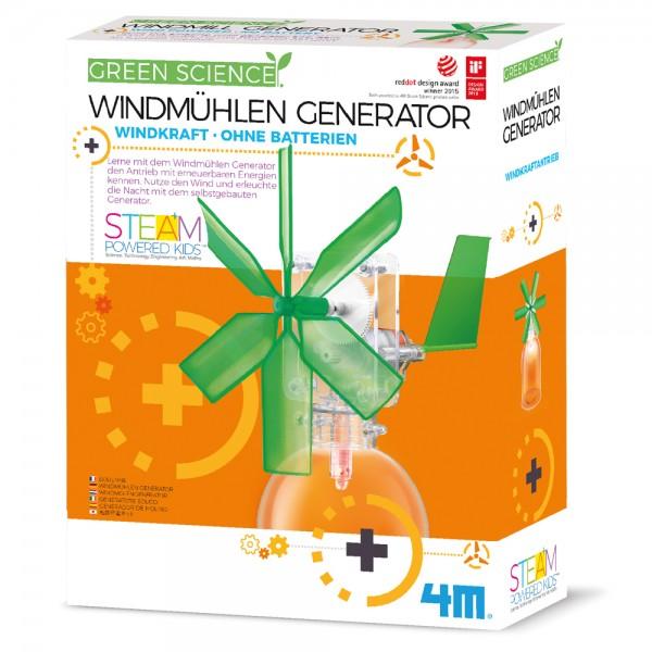 Green Science: Windmühlen Generator *Neu*
