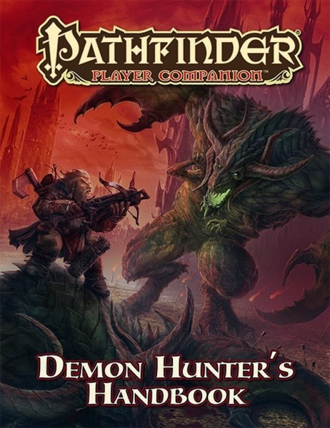 Pathfinder: Demon Hunter's Handbook