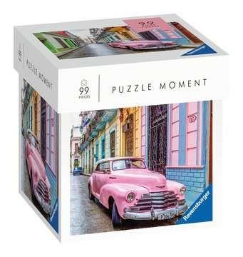 Puzzle: Cuba (99 Teile)
