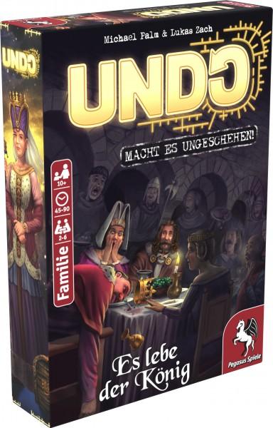 UNDO – Es lebe der König