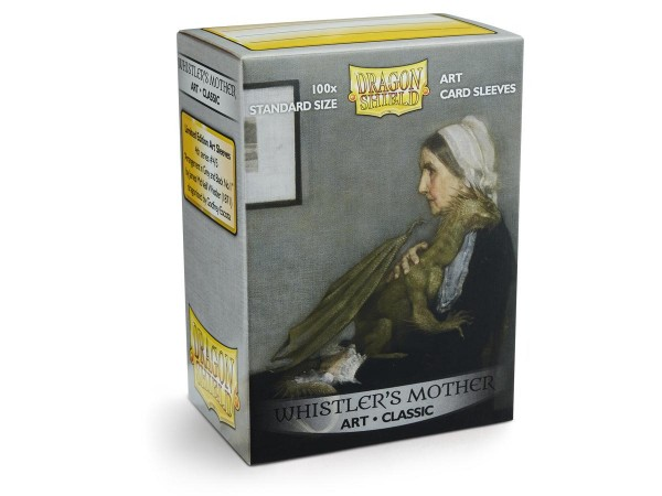 Dragon Shield: ART Sleeves Classic - Whistlers Mother (100) *limitiert*