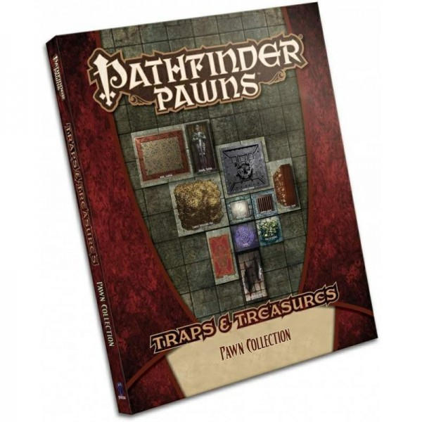 Pathfinder: Traps & Treasures Pawn Collection