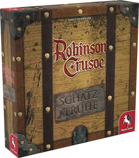 Robinson Crusoe Schatztruhe