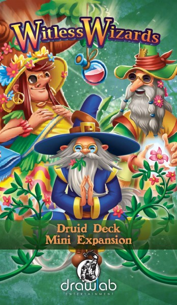 Witless Wizards: Druid Deck [Expansion]