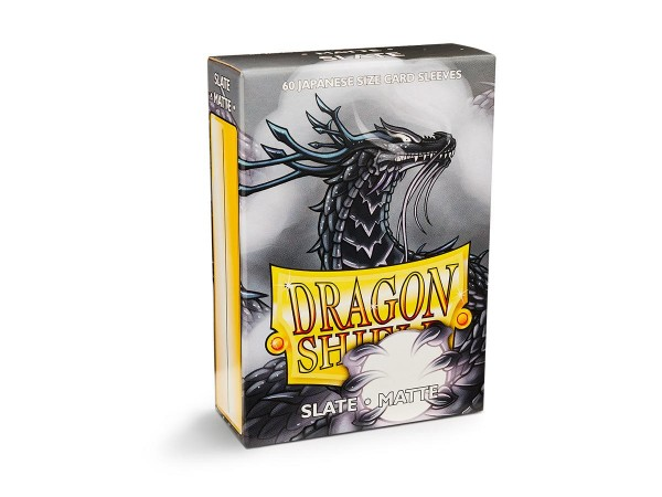 Dragon Shield: Japanese Matte – Slate (60)