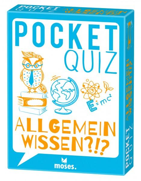 Pocket Quiz - Allgemeinwissen *Neu*