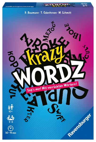 Krazy WORDZ *Neu*