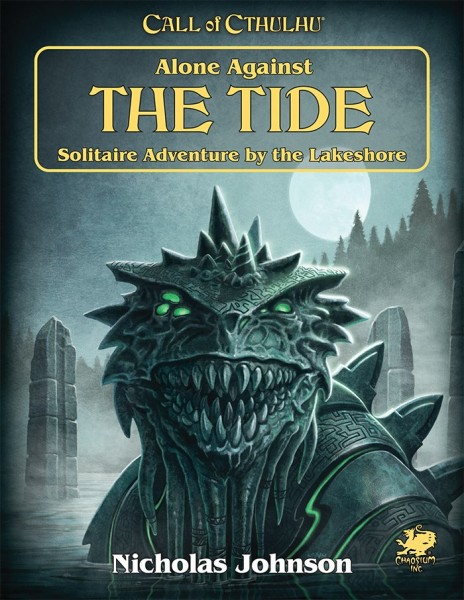Cthulhu: Alone against the Tide