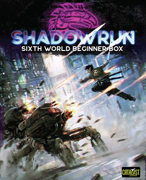 Shadowrun: Shadowrun 6th Ed. Beginner Box