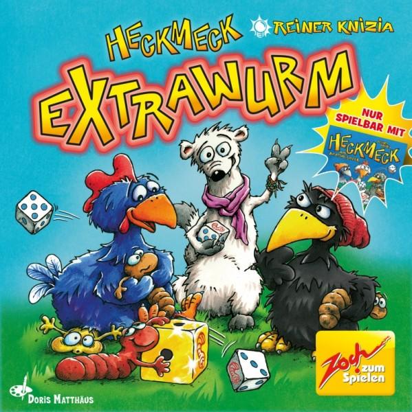Heckmeck am Bratwurmeck: Extrawurm [Erweiterung]