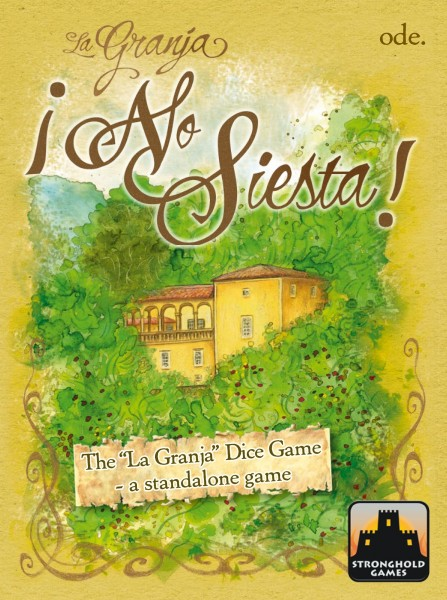 La Granja The Dice Game: No Siesta