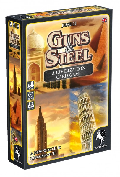 Guns & Steel - A Story of Civilization