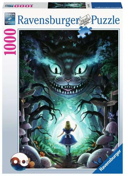 Puzzle: Abenteuer mit Alice (1000 Teile)