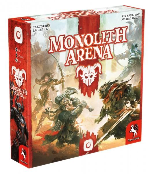 Monolith Arena (Portal Games, deutsche Ausgabe)