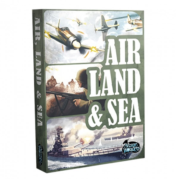 Air, Land & Sea Revised Edition