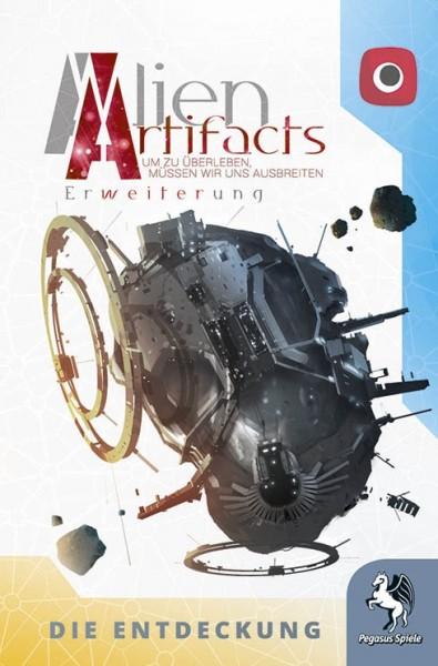 Alien Artifacts: Die Entdeckung (Erweiterung) (Portal Games, deutsche Ausgabe)
