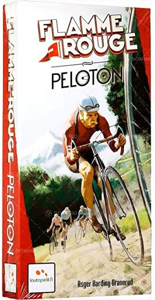 Flamme Rouge: Peloton Exp.