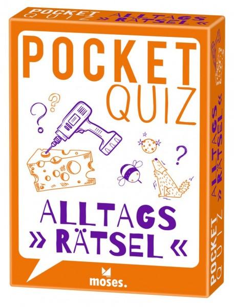 Pocket Quiz – Alltagsrätsel *Neu*