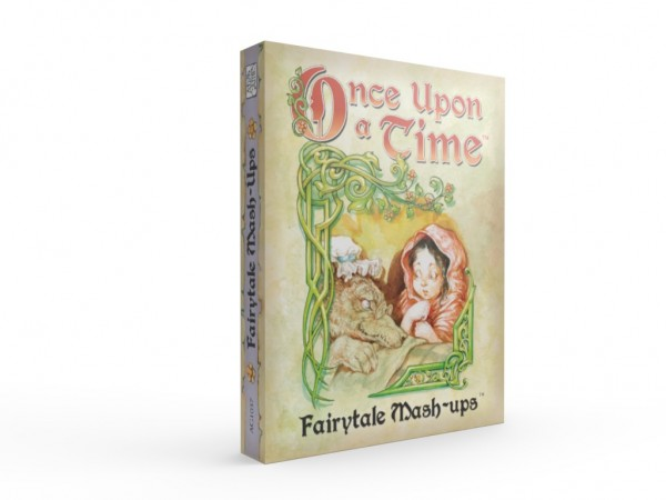 Once Upon a Time: Fairy Tale Mash-Ups