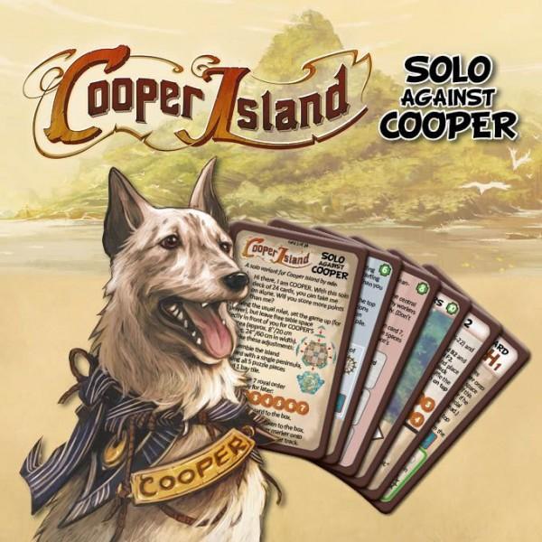 Cooper Island: Solo gegen Cooper [Mini-Erweiterung] (Frosted Games)