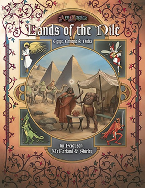 Ars Magica: Lands of the Nile