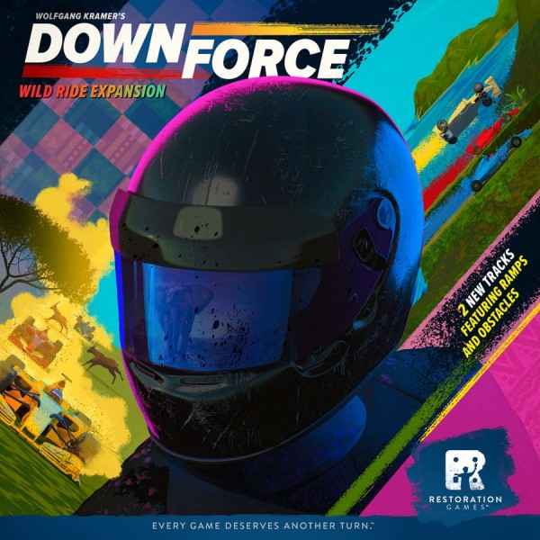 Downforce: Wild Ride [Expansion]