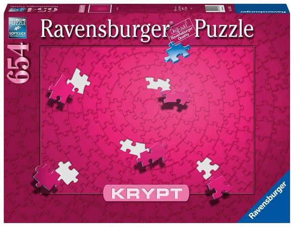Puzzle: Krypt Pink (654 Teile)