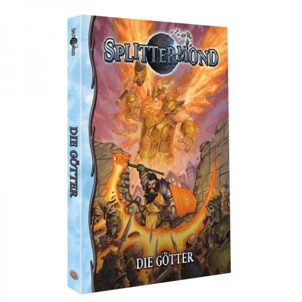 Splittermond: Die Götter - Taschenbuchausgabe
