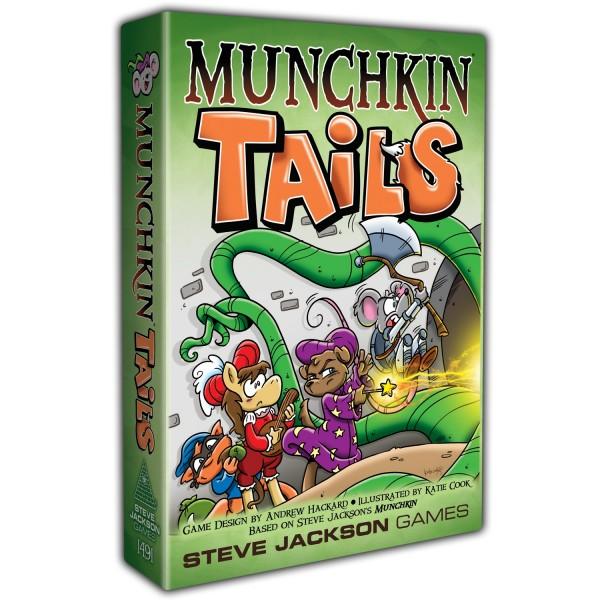 Munchkin Tails (englische Ausgabe)