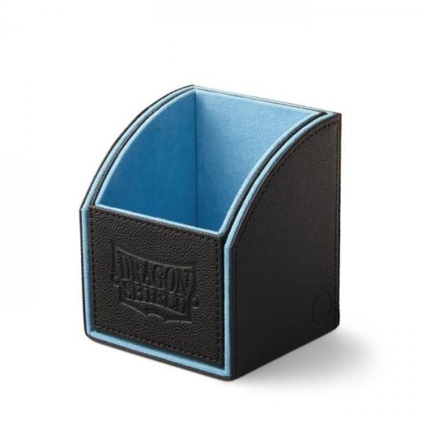Dragon Shield: Nest Box 100 – Black/Blue