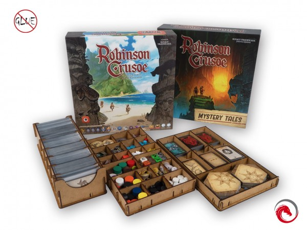 Insert: Robinson Crusoe 2nd Ed. + Expansion