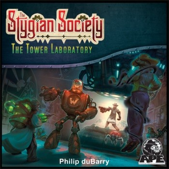 Stygian Society: Tower Library