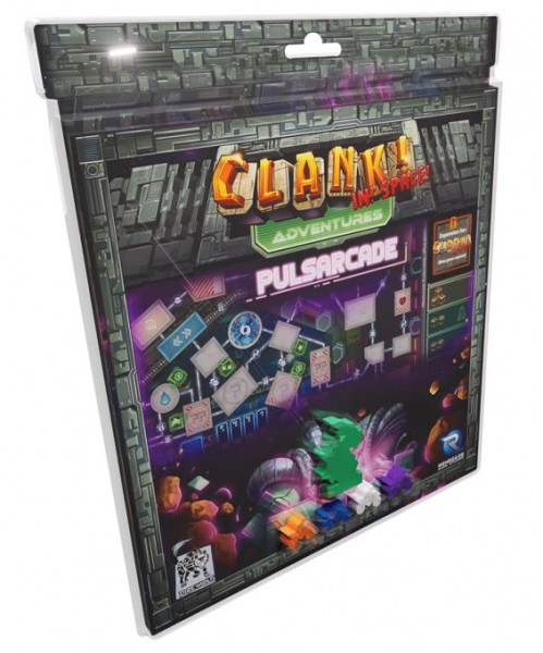 Clank! In Space! Adventures: Pulsarcade