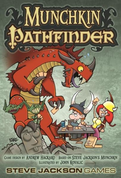 Munchkin Pathfinder (englische Ausgabe)