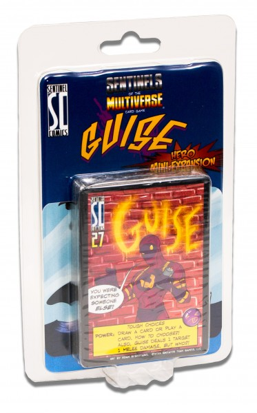 Sentinels of the Multiverse: Guise