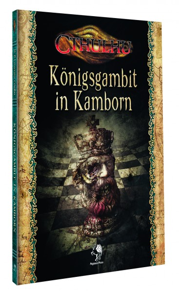 Cthulhu: Königsgambit in Kamborn (Softcover)