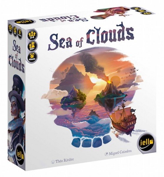 Sea of Clouds (englisch)