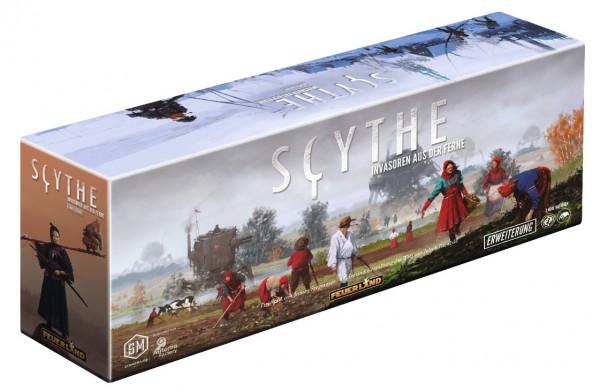 Scythe: Invasoren aus der Ferne [Erweiterung]