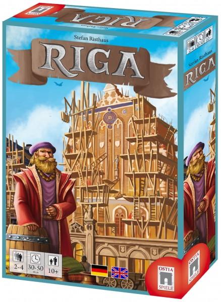 Riga – Handelsnetz der Macht