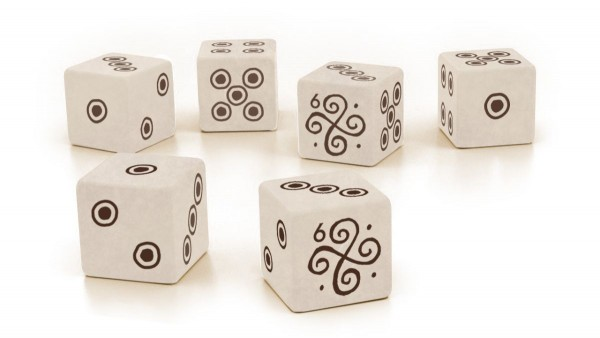 Vaesen - Nordic Horror: Dice Set