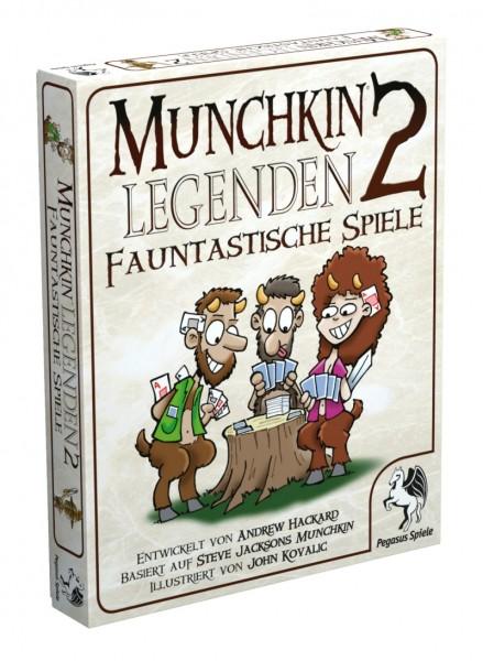 Munchkin Legenden 2: Fauntastische Spiele