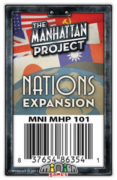 Manhattan Project: Nations Expansion