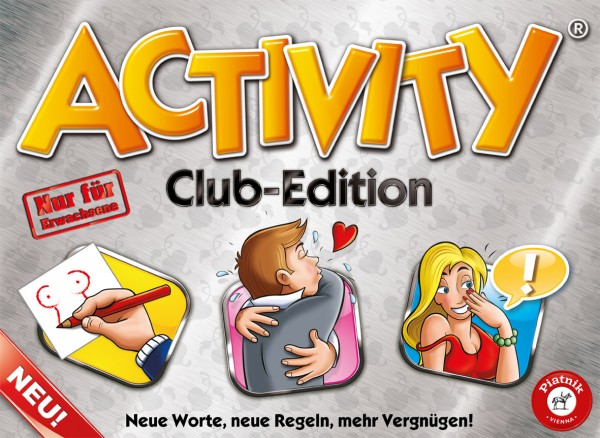 Activity – Club Edition