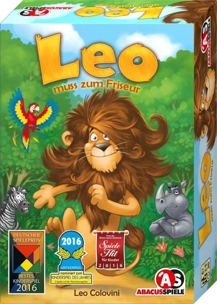 Leo muss zum Friseur *Nominiert Kinderspiel des Jahres 2016*