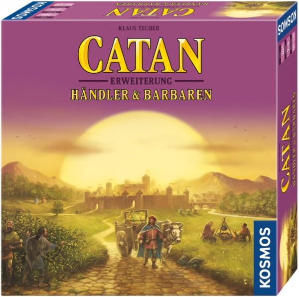 Catan: Händler & Barbaren 2-4 Spieler [Erweiterung]*Neu*