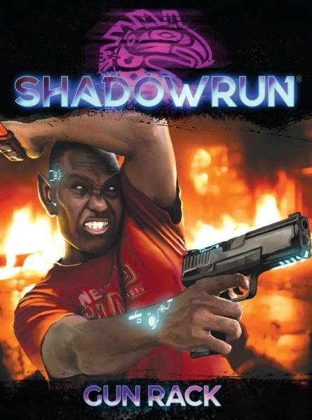 Shadowrun: Gun Rack Cards