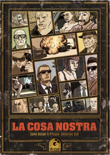 La Cosa Nostra (englisch)